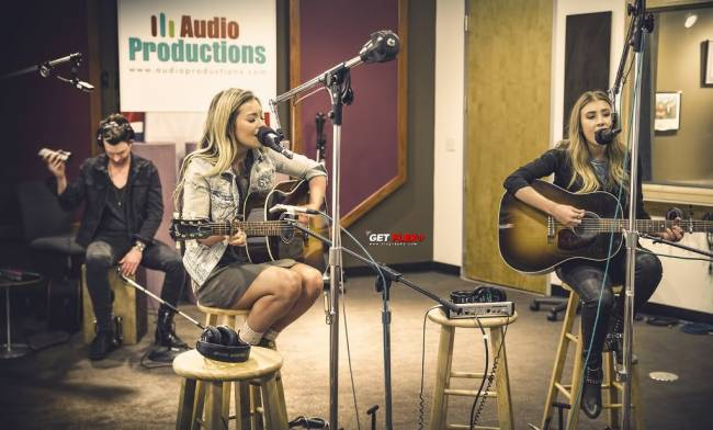 The BBC Host Maddie and Tae